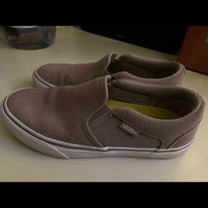 Women's Slip On Vans